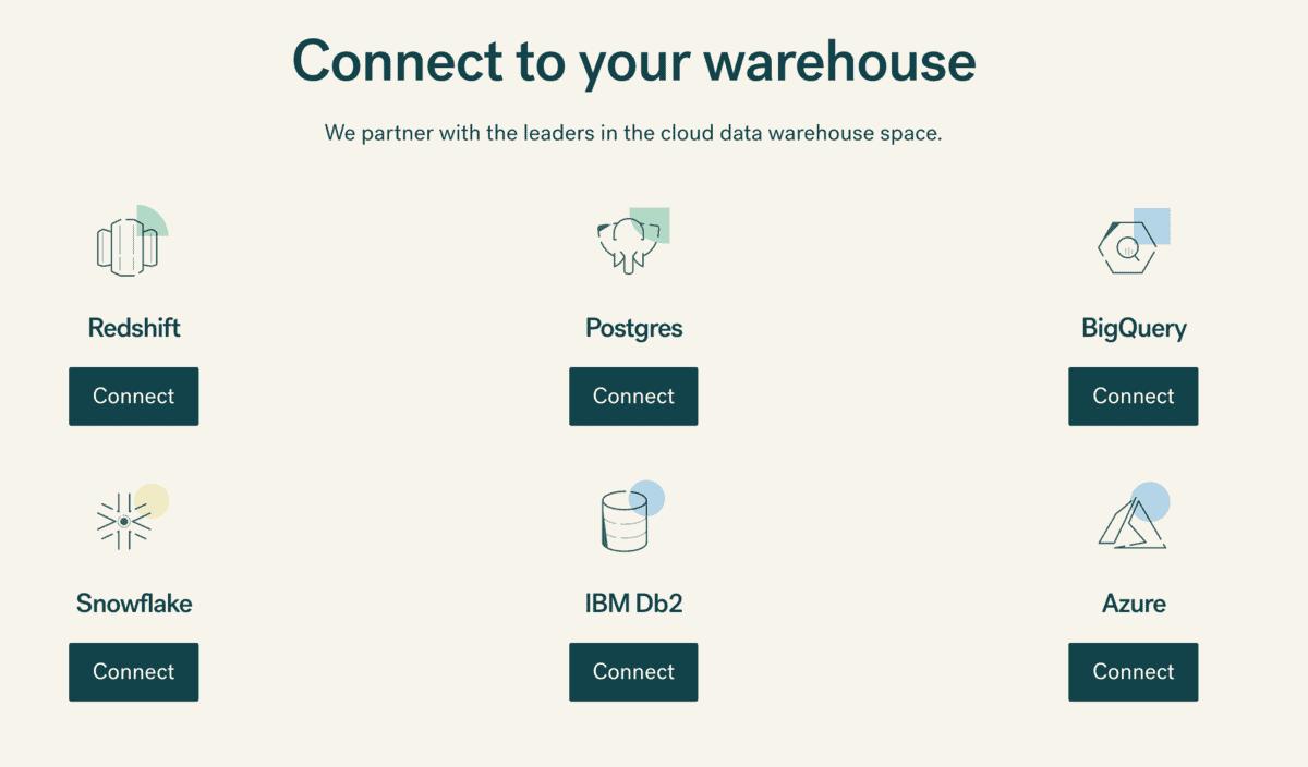 segment data warehouse