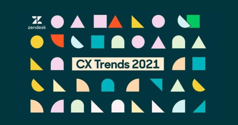 Zendesk ชวนส่องเทรนด์ Customer Experience 2021 จากงาน CX Trends 2021 ที่โลกธุรกิจต้องจับตา เจอกัน 23 ก.พ. นี้