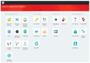 Sitecore-Experience-Platform-console