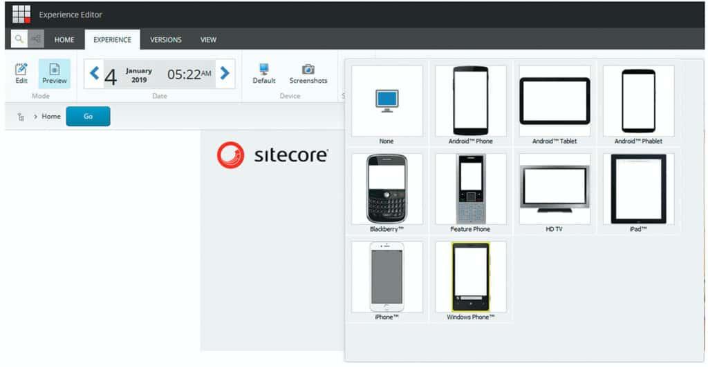 Sitecore-Experience-editor
