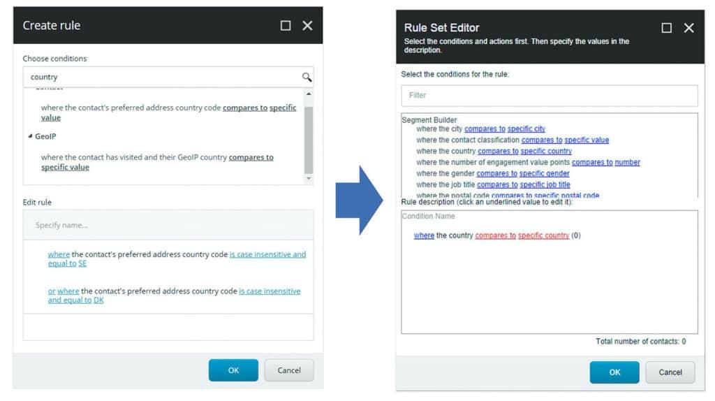 sitecore-segment-rule